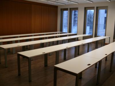Seminarraum mit 60 Plätzen